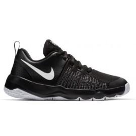 Zapatillas de baloncesto Nike Team Hustle Quick (GS) negro