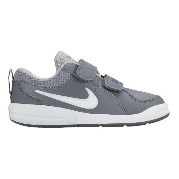 llave inglesa caravana agujas del reloj  Zapatillas Nike Pico 4 (PSV) gris niño - Deportes Moya