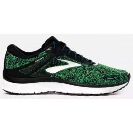 Zapatillas de running Brooks Adrenaline GTS 18 verde hombre