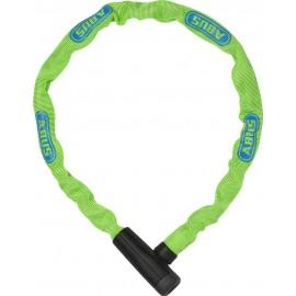 Cadena Abus 5805K/75 con llave y color lima