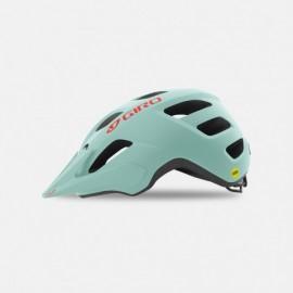 Casco Giro Fixture Mtb azul turquesa