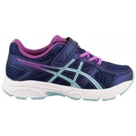 Zapatillas de running Asics Pre-Contend 4 PS azu/rosa niña
