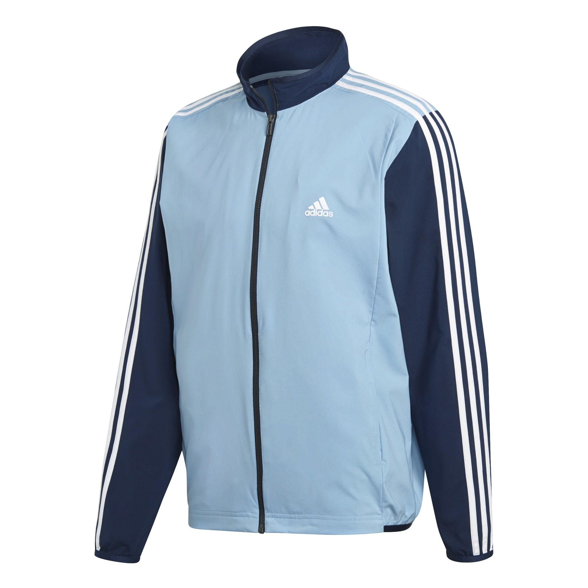 041ee5060 Chándal Adidas Wv Light Ts Marino Blanco Hombre - Deportes Moya