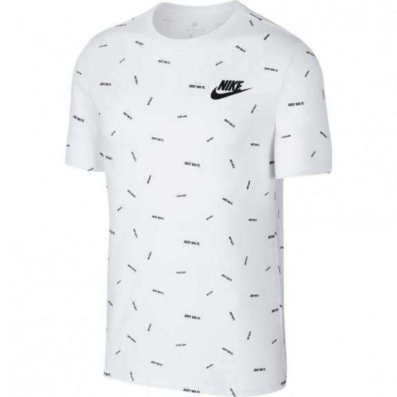 Camiseta Nike Sportwear M Nsw Tee Blanco Hombre - Deportes Moya 3931281a85f