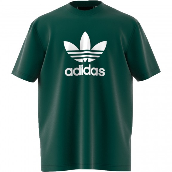 ec08508570c12 Venta de Camiseta Adidas Trébol Verde Hombre - Deportes Moya