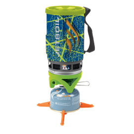 Hornillo Jetboil Flash Blue Desert