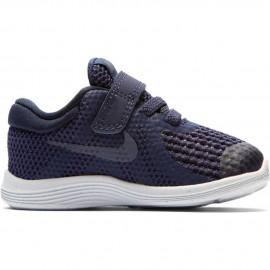 Zapatillas Nike Revolution 4 tdv marino baby