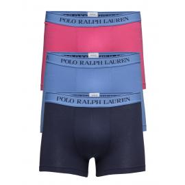 Boxer algodón tricolor Polo Ralph Lauren hombre