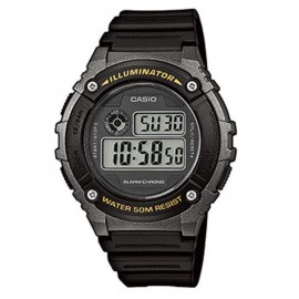 Casio Wrist watch digital w-216h-1bvef