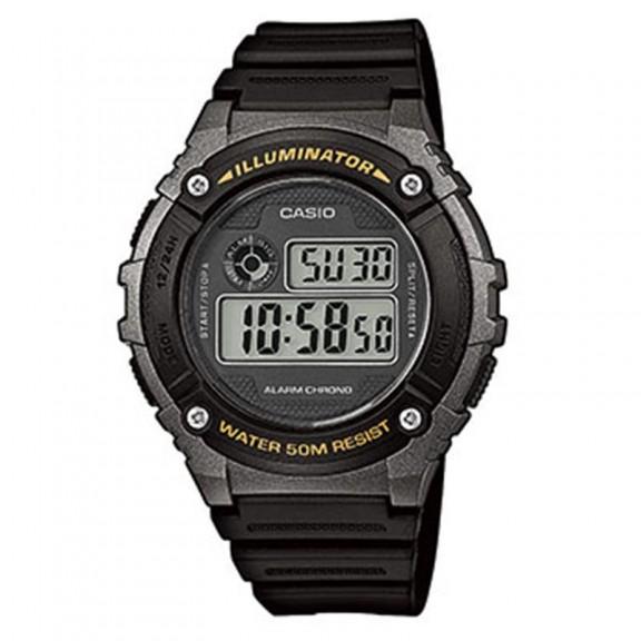 Casio Wrist watch digital w-216h-1bvef