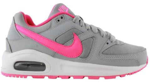 d5d49fd8cfab9 Zapatillas Nike Air Max Command Flex Gris Rosa Junior - Deportes Moya