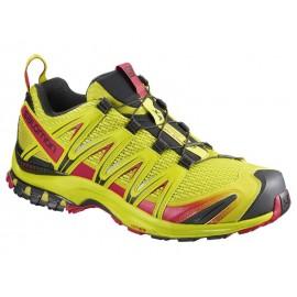 Zapatillas trail running Salomon Xa Pro 3D amarillo hombre