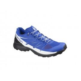 Zapatillas trail running Salomon Wings Pro 3 azul hombre