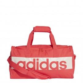 Bolsa Adidas de deporte pequeña Linear Performance S rojo