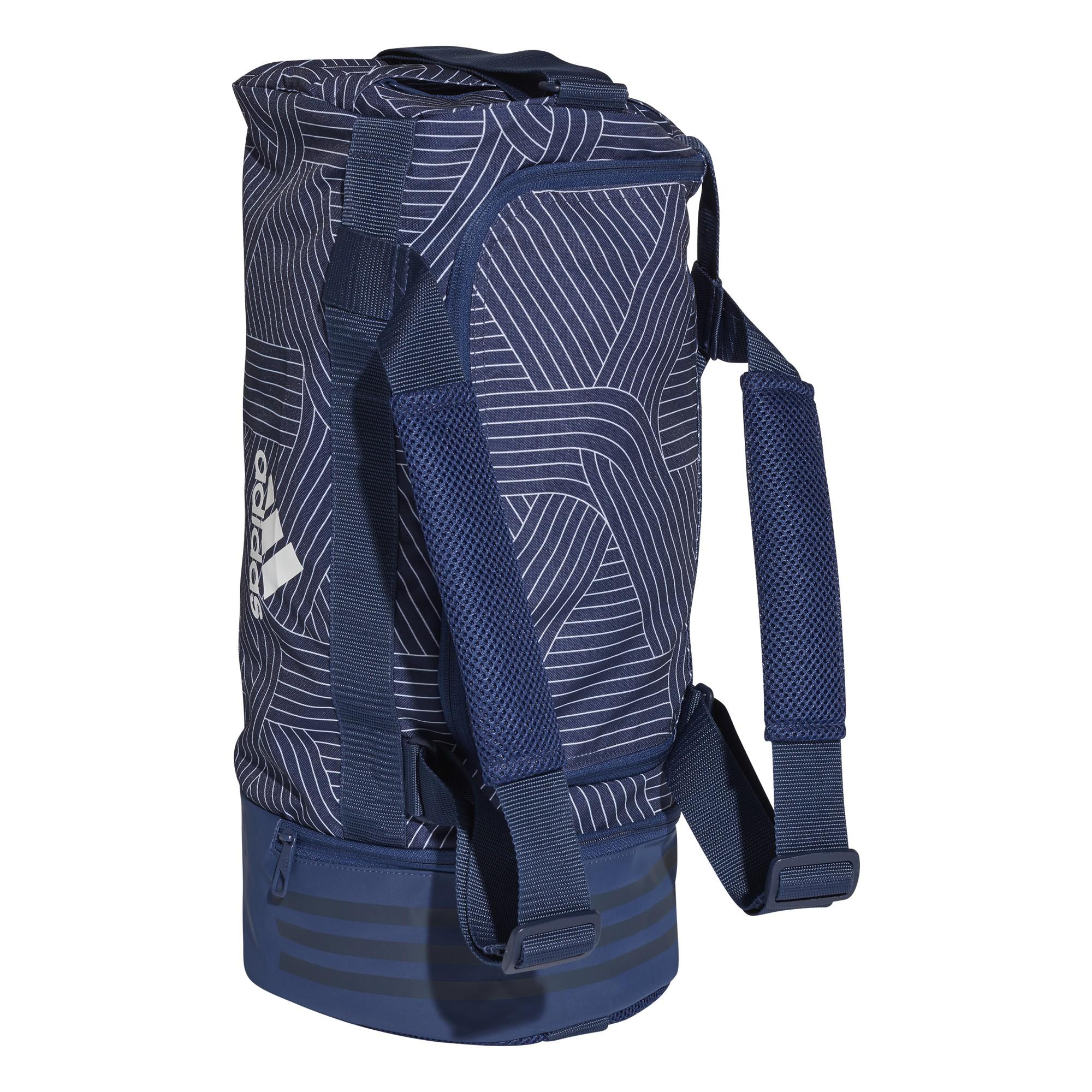 Bolsa Adidas Pequeña Convertible 3 Bandas Marino - Deportes Moya d6c94991ab47c