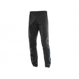 Pantalon Salomon S/Lab Hybrid M negro hombre