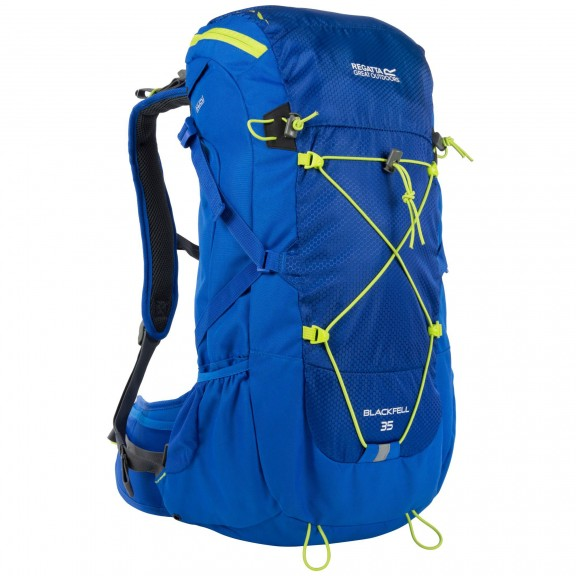 fce24a85232 Mochila trekking Regatta Blackfell II 35L azul - Deportes Moya