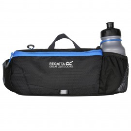 Riñonera Regatta Quito Bottle Hip Pack negra