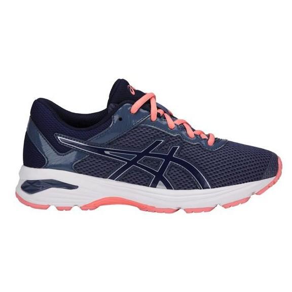 Zapatillas Asics Gt-1000 6 (GS) azul/rosa junior