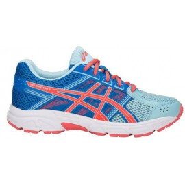 Zapatillas Asics Gel Contend 4 (GS) celeste junior