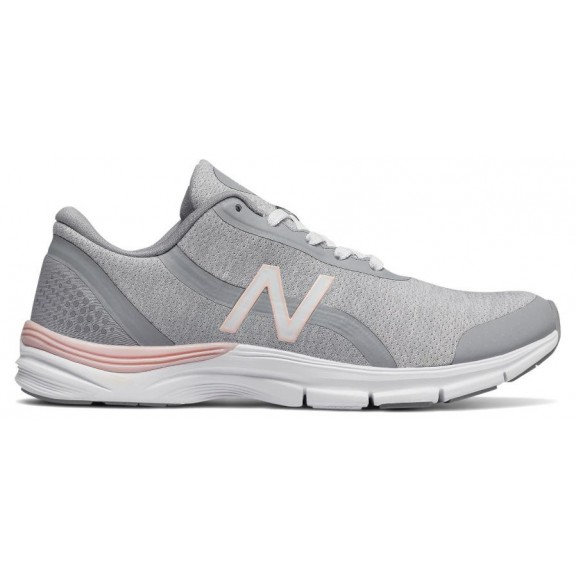 zapatillas new balance gris