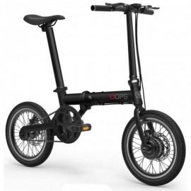 Bicicleta BikeFun Oops Electrica Plegable Negro