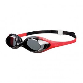 Gafas Arena Spider junior rojo negro