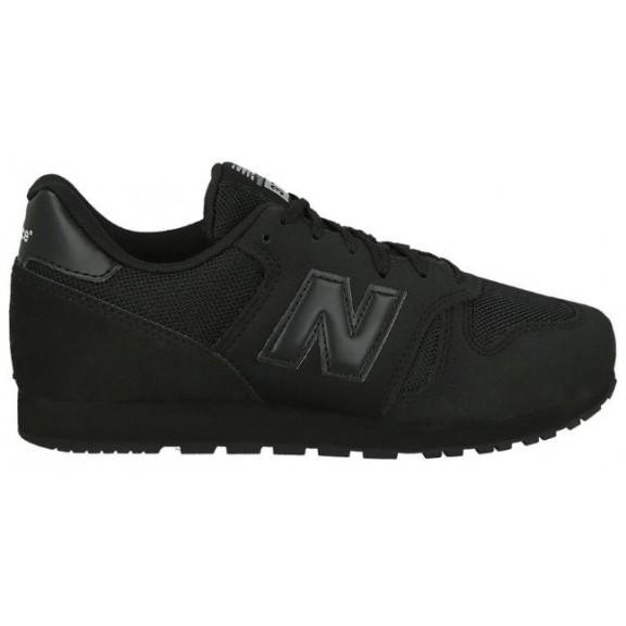 zapatillas new balance negro
