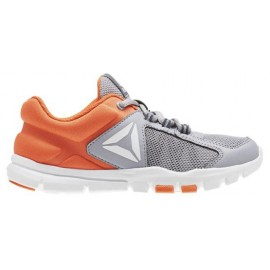 Zapatillas Reebok Yourflex Train 9.0 gris/naranja junior