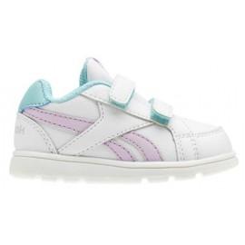 Zapatillas Reebok Royal Prime blanco/rosa bebé