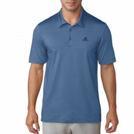 Polo golf adidas Ultimate 365 solid azul hombre