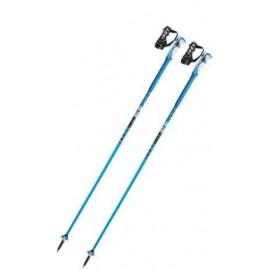 Bastones esquí Leki Blue Bird Carbon S azul
