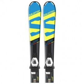 Packs esquí Salomon E X-Race jr S + E C5 J75