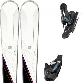 Packs esquí Salomon E W-Max 8 + E Mercury 11