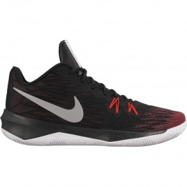 Zapatillas Nike Zoom Evidence II negro/rojo hombre
