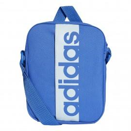 Bolso Adidas Organizador Linear Performance azul