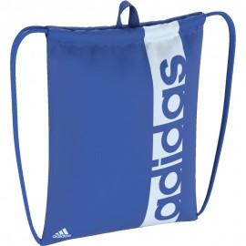 Saco Adidas Linear Performance azul