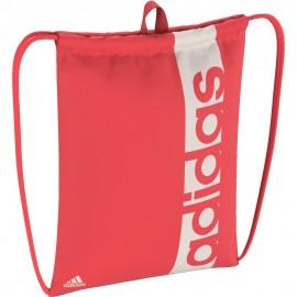 Saco Adidas Linear Performance rojo