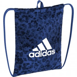 Saco Adidas Sp azul/negro