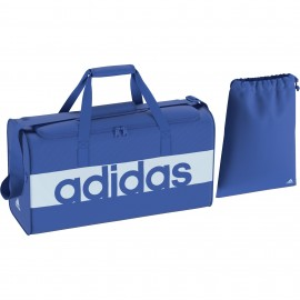 Bolsa de deporte mediana Adidas  Linear Performance royal