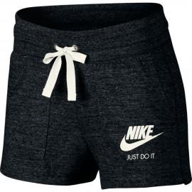 Pantalón corto Nike Sportswear Vintage negro mujer