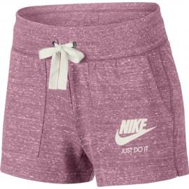 Pantalón corto Nike Sportswear Vintage rosa mujer