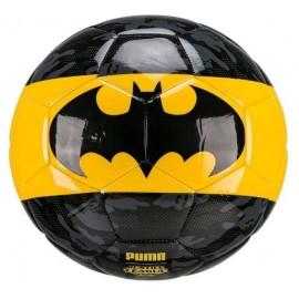 Balón de fútbol Puma Superhero Batman Lite negro/amarillo