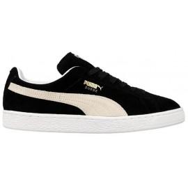Zapatillas Puma Suede Classic+ negro/blanco hombre