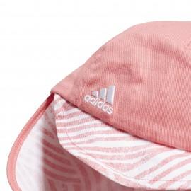 Gorra adidas infantil rosa