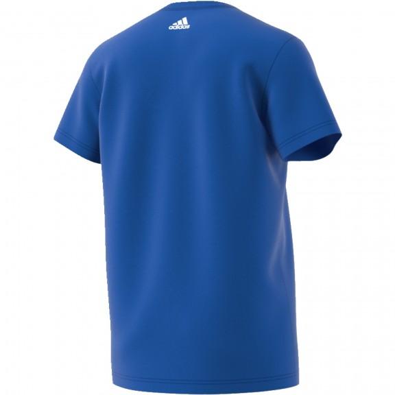 bb676f54b Venta de Camiseta Adidas Number 03 Azul Hombre - Deportes Moya