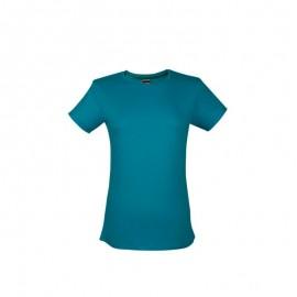 Camiseta Thc Ankara aqua mujer