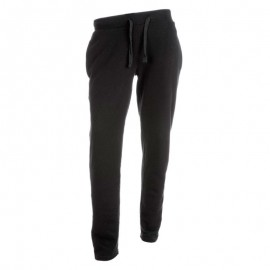 Pantalones Thc Riga negro unisex