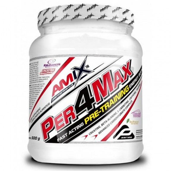 Amix Per4max 500gr fruit punch