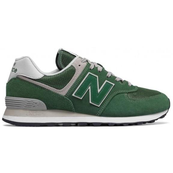 new balance verde hombre